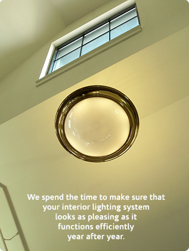 boston interior lighting systems are a specialty of a-1 lighting service in revere ma